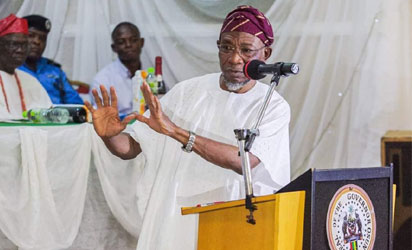 "Top military brass, govs, powerful Nigerians owners of cattle ―Osun govt  … SAYS ""NO ANTI-GRAZING LAW"" IN OUR STATE"