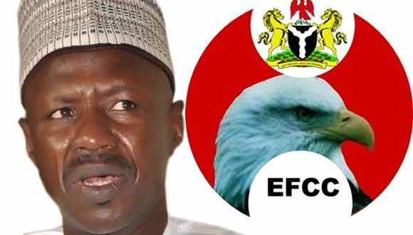 Again Gunmen attack Magu's home  …kill policeman