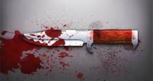 knife-stab