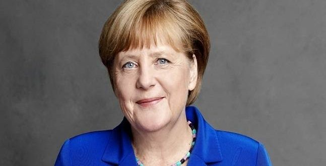 German parliament re-elects Merkel for fourth term