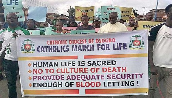 Catholic-protest-Osun