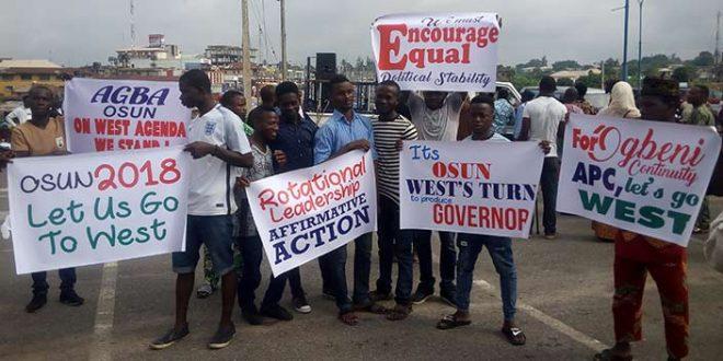 Osun-protesters