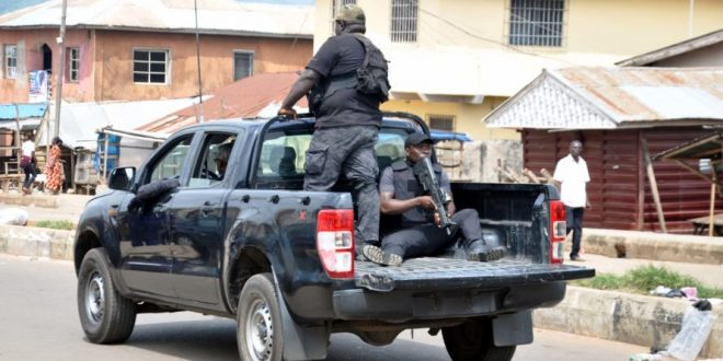 ENUGU:  POLICE ARREST STUDENT, 21, WHO ALLEGEDLY KILLED HER BABY