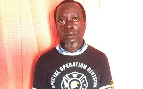 LAGOS:  COMMAND ARRESTS EX-EMZOR WORKER WHO SOLD CODEINE TO BBC