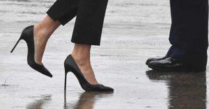 High-heeled-shoes