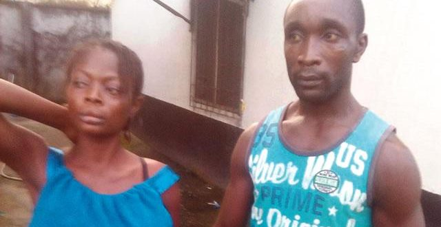RIVERS:   POVERTY PUSHED US TO SELL OUR ONE-DAY-OLD BABY – Couple