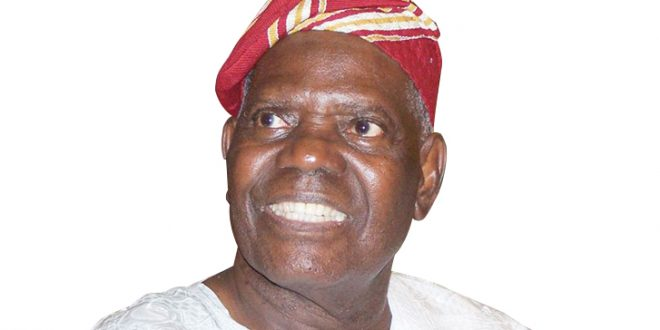 BISI AKANDE AT 80: I NEVER WANTED TO BE A POLITICIAN