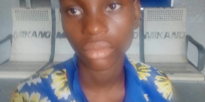 DOMESTIC VIOLENCE:    19-YEAR-OLD GIRL KILLS HUSBAND IN LAGOS