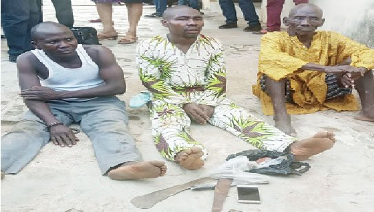 OSUN:    HOW C & S PASTOR WHO WENT  TO HERBALIST FOR FORTIFICATION WAS KILLED