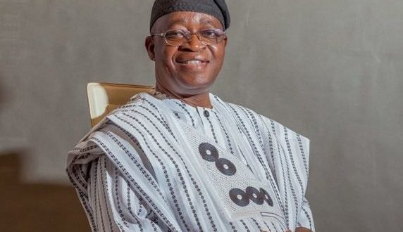 THE MAN; ADEGBOYEGA OYETOLA   10 FACTS ABOUT OSUN STATE'S 5TH CIVILIAN GOVERNOR